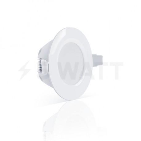 Точковий LED світильник MAXUS SDL mini,3W 3000К (1-SDL-010-01) - придбати