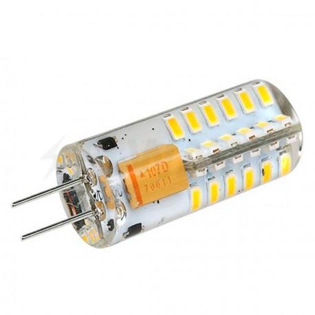 Светодиодная лампа Biom G4 2.5W 3000K AC/DC12 - в Украине