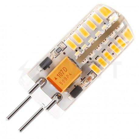 Светодиодная лампа Biom G4 2.5W 3000K AC/DC12
