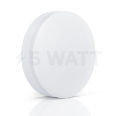 Светильник MAXUS LED настенно-потолочный 24W 3000К (1-LCL-005-07-C)