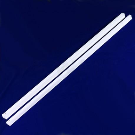 Світильник світлодіодний Biom T5-1200-22W-PL 4500K AC220 пластик - в інтернет-магазині