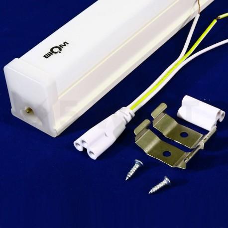 Світильник світлодіодний Biom T8 Z-1200-24W-PL 4500K AC220 пластик - недорого