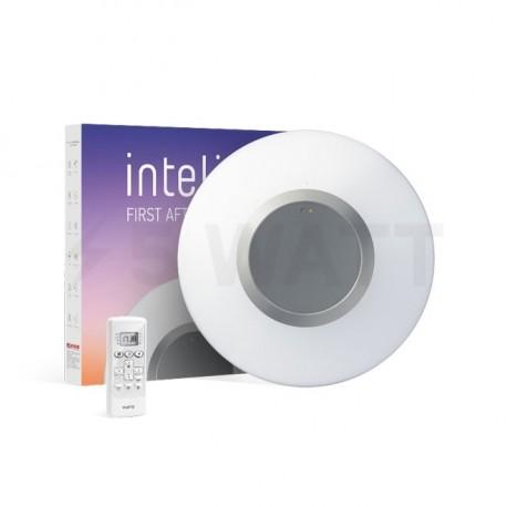Світильник LED Intelite 1-SMT-003 40W 3000-6500K (1-SMT-003) - придбати