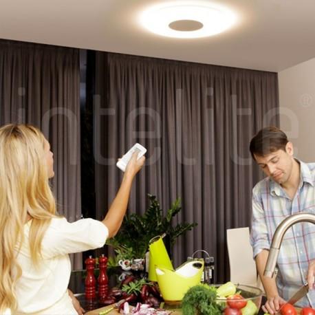 Світильник LED Intelite 1-SMT-101R 50W 3000-6000К (1-SMT-101R) - 5watt.ua