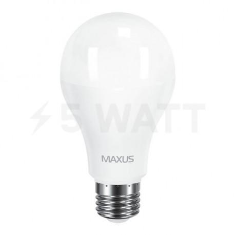 LED лампа MAXUS A70 15W 3000K 220V E27 (1-LED-567) - недорого