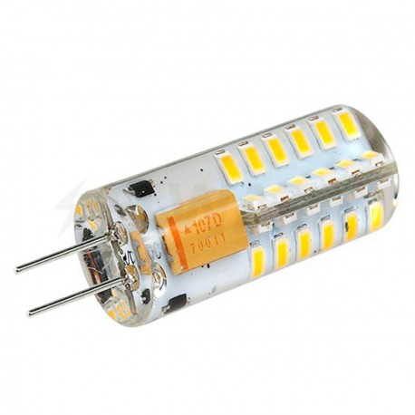 Светодиодная лампа Biom G4 2.5W 4500K AC220 - в Украине