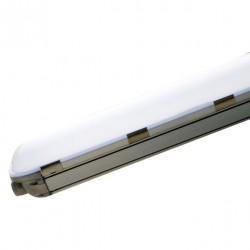 Линейный LED светильник MAXUS 40W 5000К 1,2 м (LN-236-AL-03M)