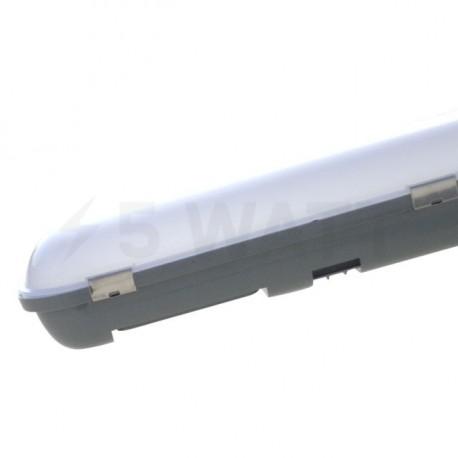 Линейный LED светильник MAXUS 40W 5000К 1,2 м (LN-236-PL-03) - придбати