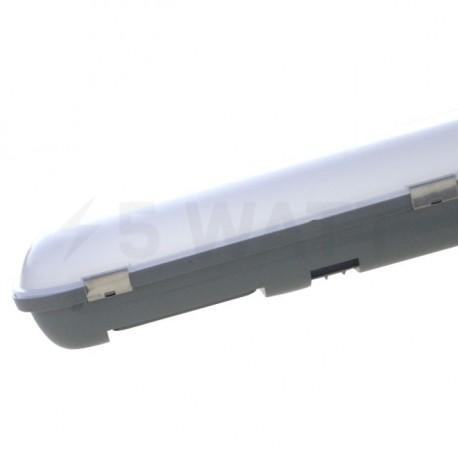 Линейный LED светильник MAXUS 50W 5000К 1,5 м (LN-258-PL-03)