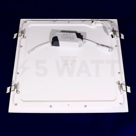 Светильник светодиодный Biom PL-S24 W 24Вт квадратный белый - в Україні