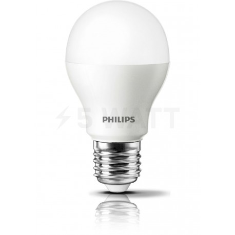 LED лампа PHILIPS LEDBulb A55 8-60W E27 3000K 230V (929000248807) - недорого