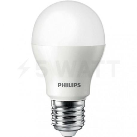 LED лампа PHILIPS LEDBulb A55 4-40W E27 6500K 230V (929000216297) - недорого