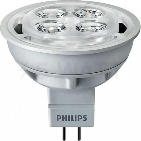 LED лампа PHILIPS Essential LED MR16 4.2-35W G53 2700K 24D (929000250408) - придбати