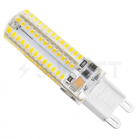 Світлодіодна лампа Biom G9 5W 2800K AC220