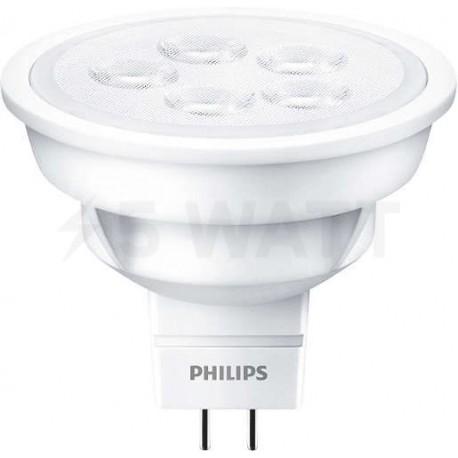 LED лампа PHILIPS Essential LED MR16 3-35W GU5.3 6500K 100-240V 36D (929001274608)