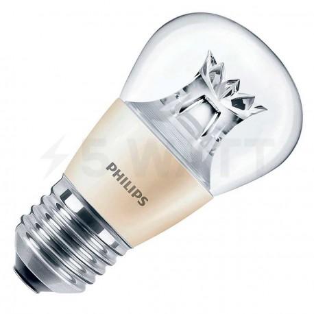 LED лампа PHILIPS Master LEDlustre DT P48 6-40W E27 2700K (929001140702) - купить