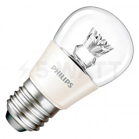 LED лампа PHILIPS Master LEDluster D P48 6-40W E27 2700K (929000272102) - купить