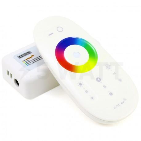 Контроллер RGBW OEM 24А-2.4G-Touch белый (6A*4канала) - купить