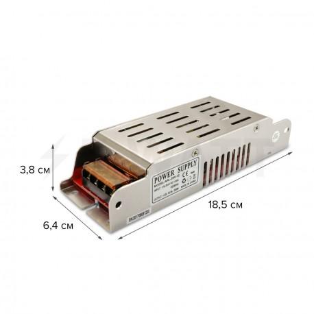 Блок питания OEM DC12 200W 16,5А ARL-200 узкий - недорого