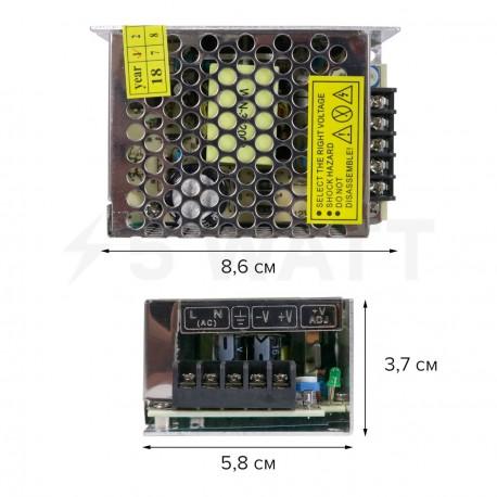 Блок питания OEM DC12 60W 5А TR-60-12 - недорого