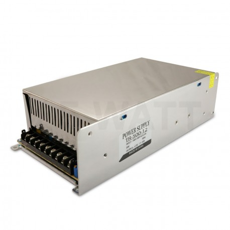 Блок питания OEM DC12 500W 41А TR-500-12 - купить