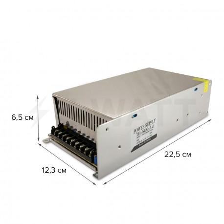 Блок питания OEM DC12 500W 41А TR-500-12 - недорого