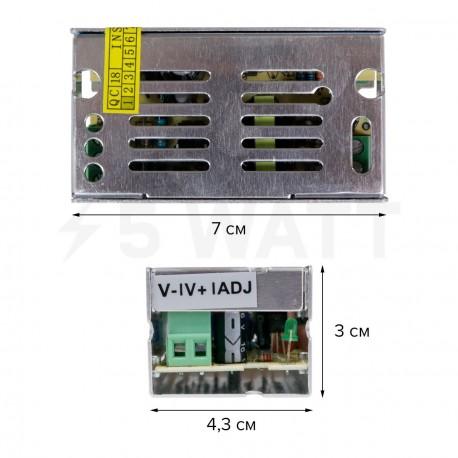 Блок живлення OEM DC12 15W 1,25А TR15-12 - недорого