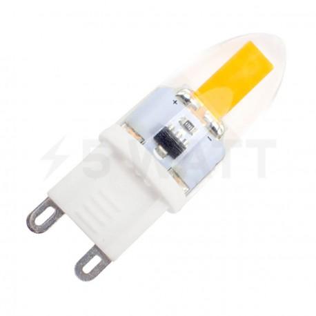 Світлодіодна лампа Biom G9 3.5 W 1507 3000K AC220 - придбати