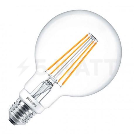 LED лампа PHILIPS LEDClassic G93 7-70W E27 2700K WW CL D Filament(929001229008) - купить