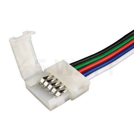 Коннектор для светодиодных лент OEM №21 10mm RGBW joint wire (провод-зажим)