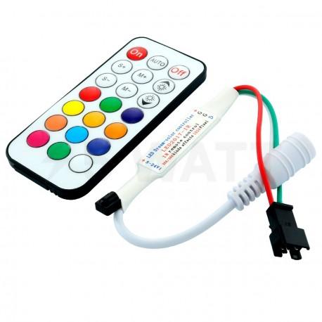 Контроллер SPI OEM Dream Color IR 21 buttons max 500pcs - купить