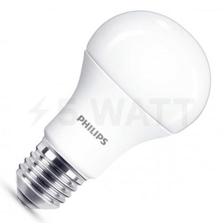LED лампа PHILIPS LEDBulb A60 13-100W E27 6500K 230V (929001163907)