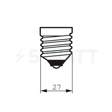LED лампа PHILIPS LEDBulb A60 6-50W E27 3000K 230V (929001162007) - недорого