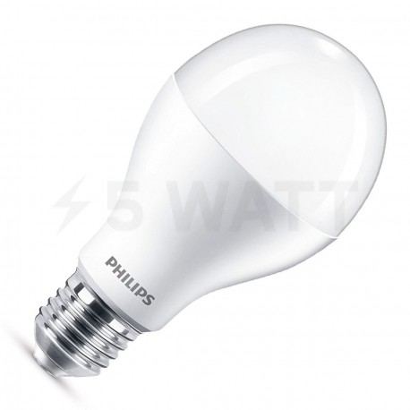 LED лампа PHILIPS LEDBulb A67 14-100W E27 3000K 230V (929000277407) - придбати