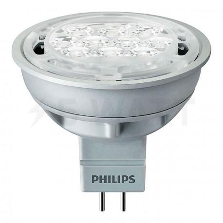 LED лампа PHILIPS Essential LED MR16 5-50W G53 6500K 12V 24D (929000237138) - придбати