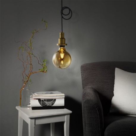 LED лампа OSRAM LED Vintage 1906 Flament Globe 4W E27 2400K 230V(4052899962071) - магазин светодиодной LED продукции