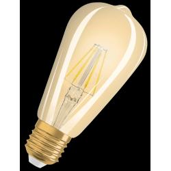 LED лампа OSRAM LED Vintage 1906 Filament Edison 4W E27 2400K 230V(4052899962095)