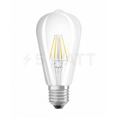 LED лампа OSRAM LED Retrofit 1906 LEDison ST64 6W E27 2700K 230V(4052899972353) - в Україні