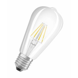 LED лампа OSRAM LED Retrofit 1906 LEDison ST64 6W E27 2700K 230V(4052899972353)