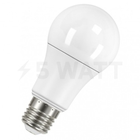 LED лампа OSRAM LED Star Classic A75 9,5W E27 6500K FR 220-240V(4052899971561)