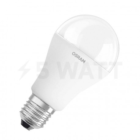 LED лампа OSRAM LED Super Star Classic A100 13W E27 2700K FR DIM 220-240V(4052899272392)