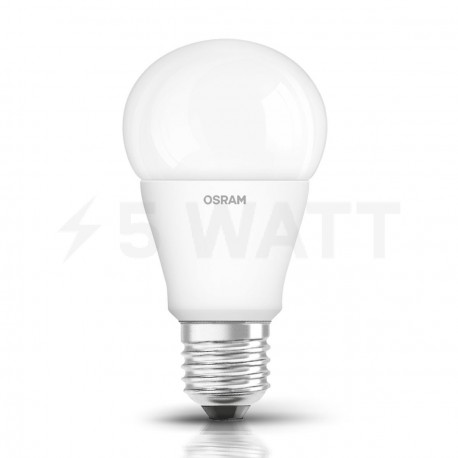 LED лампа OSRAM LED Super Star Classic A60 10W E27 4000K FR DIM 220-240V(4052899149571) - недорого