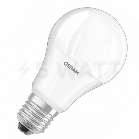 LED лампа OSRAM LED Value Classic A60 10W E27 6500K FR 220-240V(4052899326873)