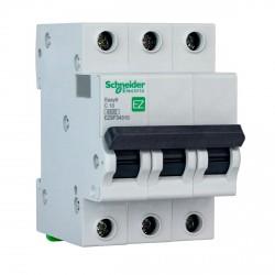 Автоматический выключатель Schneider 3-п. EZ9 10A C (EZ9F34310)