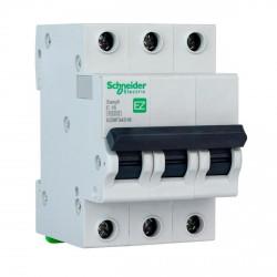 Автоматический выключатель Schneider 3-п. EZ9 16A C (EZ9F34316)