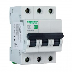 Автоматический выключатель Schneider 3-п. EZ9 25A C (EZ9F34325)