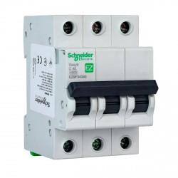 Автоматический выключатель Schneider 3-п. EZ9 40A C (EZ9F34340)