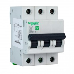 Автоматичний вимикач Schneider 3-п. EZ9 40A C (EZ9F34340)