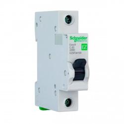 Автоматический выключатель Schneider 1-п. EZ9 50A C (EZ9F34150)