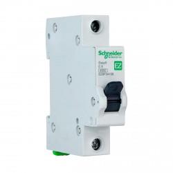 Автоматичний вимикач Schneider 1-п. EZ9 6A C (EZ9F34106)